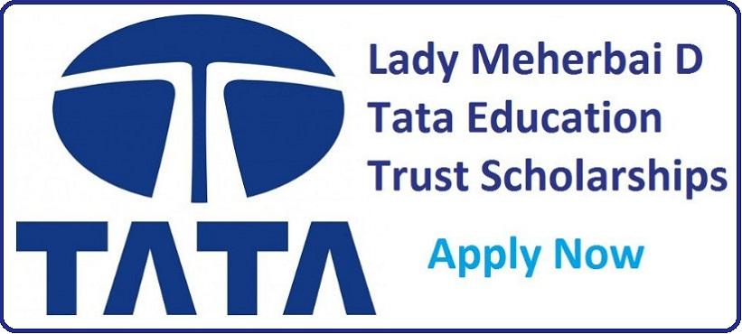 TATA Education Trust Scholarship