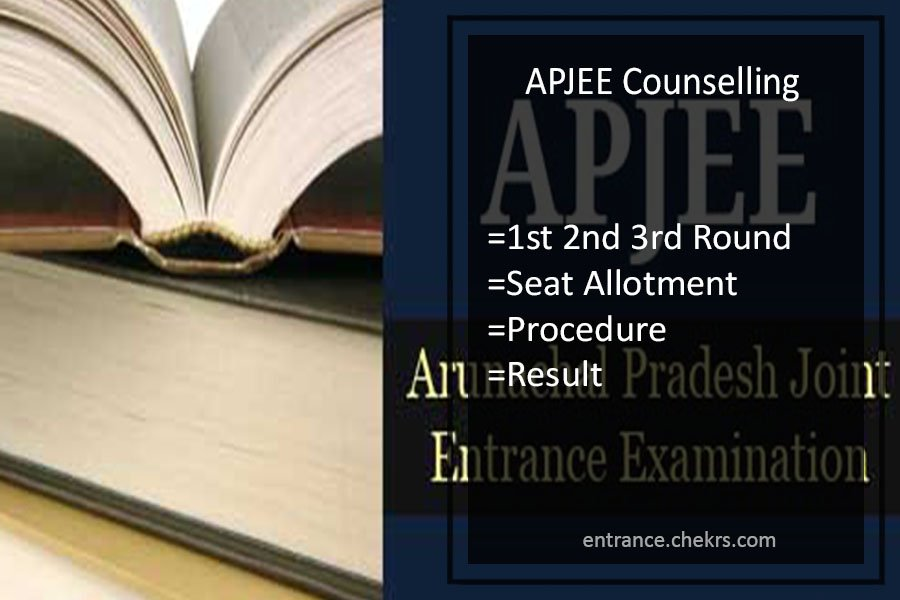 APJEE Counselling 2020