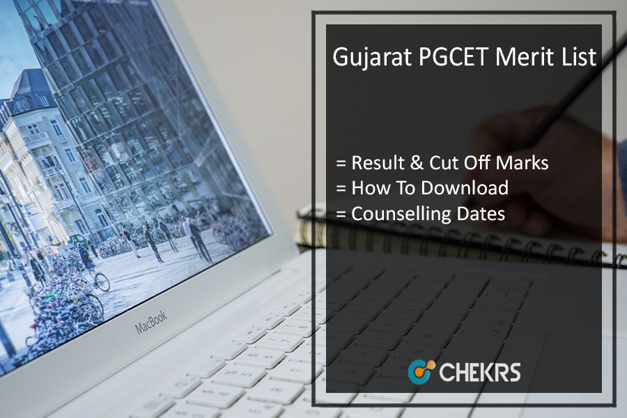 Gujarat PGCET Merit List 2021