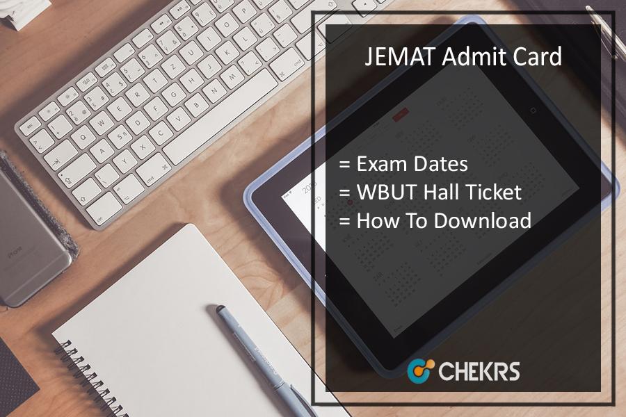 JEMAT Admit Card 2021