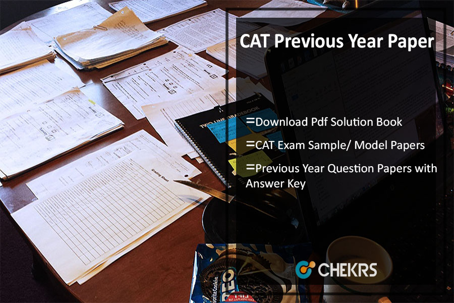 Cat Sample Paper Pdf