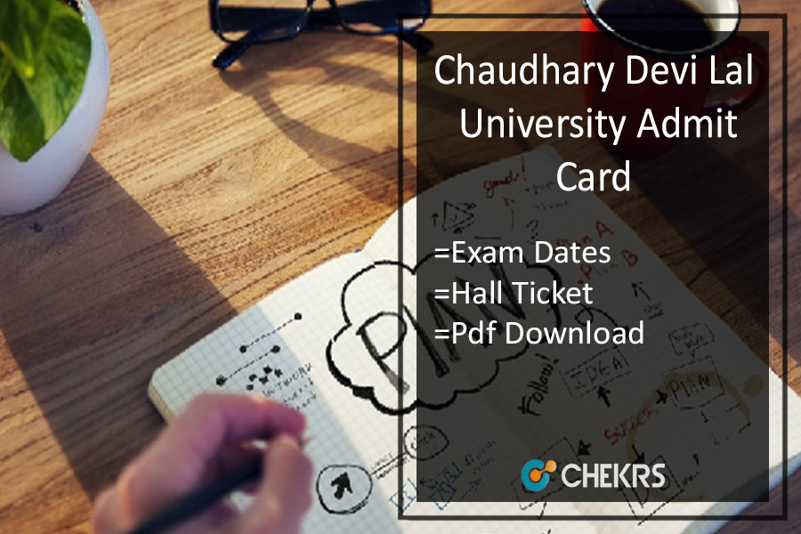 CDLU Admit Card 2021