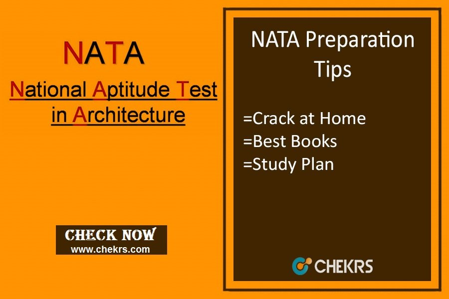 How To Prepare for NATA 2019 - Tips To Crack Exam, Best Strategy