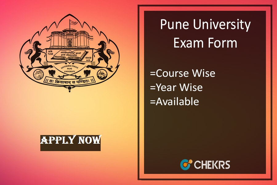 unipune exam form unipune.ac.in
