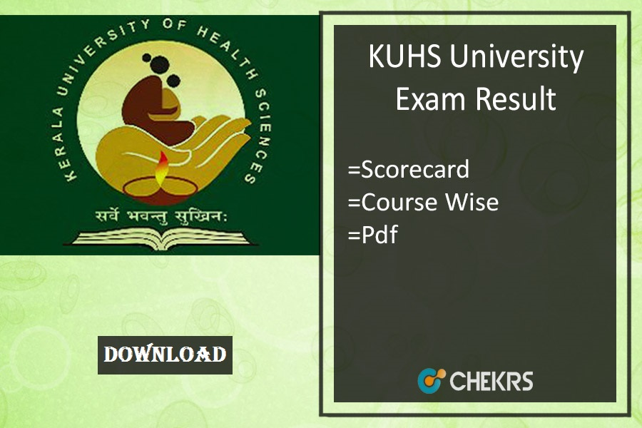 KUHS Results 2021