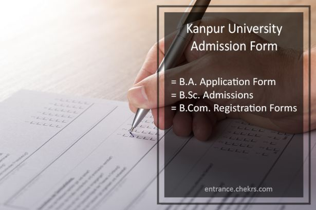 Kanpur University Admission 2019