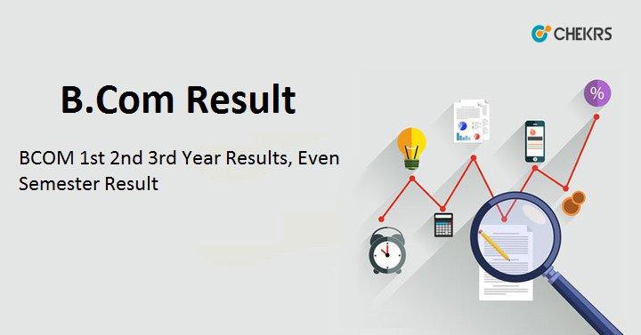 bcom result 2020