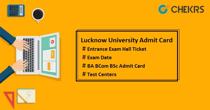 Lucknow University Admit Card