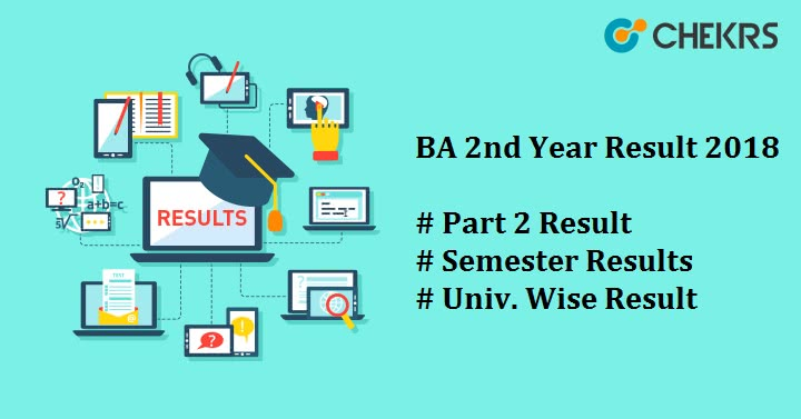 BA 2nd Year Result 2020