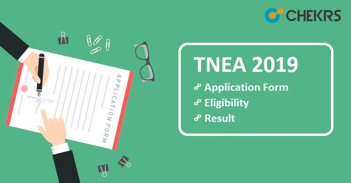 TNEA 2020 Application form