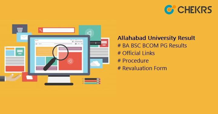Allahabad University Result 2020