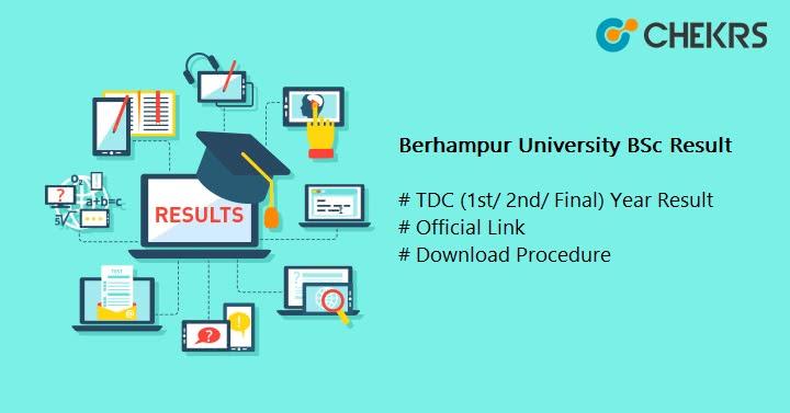 Berhampur University BSc Result 2021