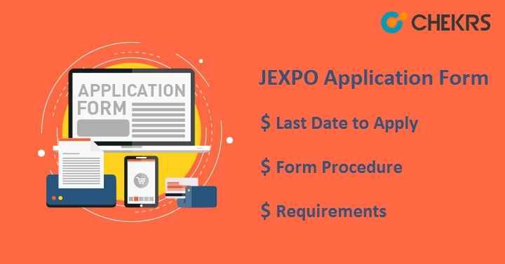 JEXPO Application Form 2021