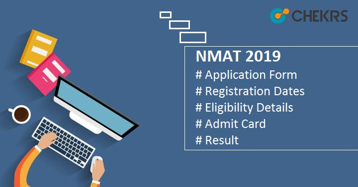 NMAT 2019 Exam Dates Application Form