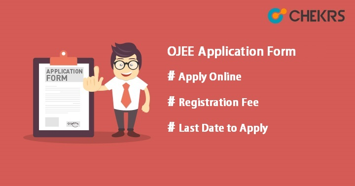 OJEE 2021 Application Form