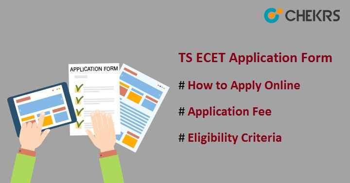 TS ECET Application Form 2022