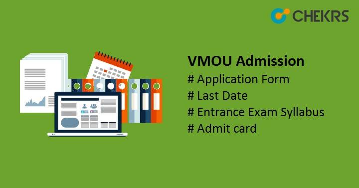 VMOU Admission 2021