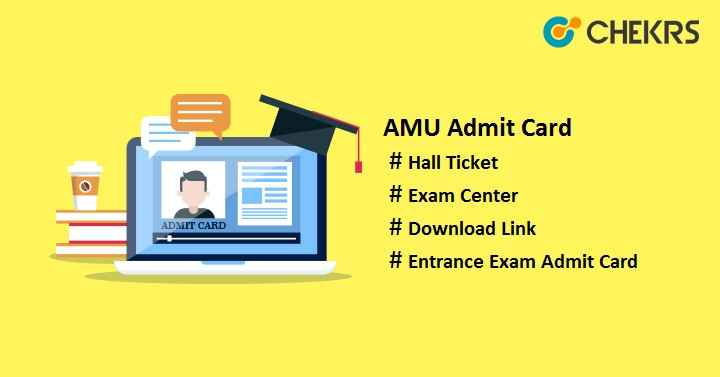 amu admit card 2021