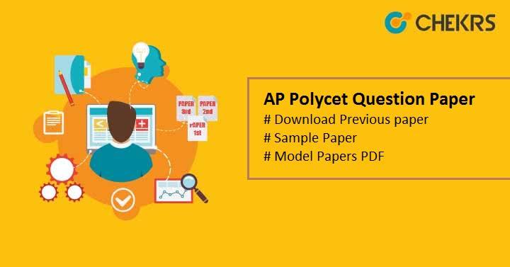 AP Polycet Question Paper