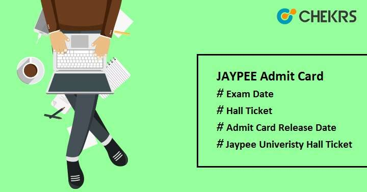 jaypee admit card