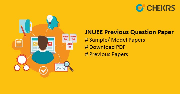 JNUEE Previous Question Paper 2022