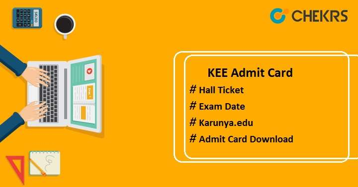 KEE Admit Card