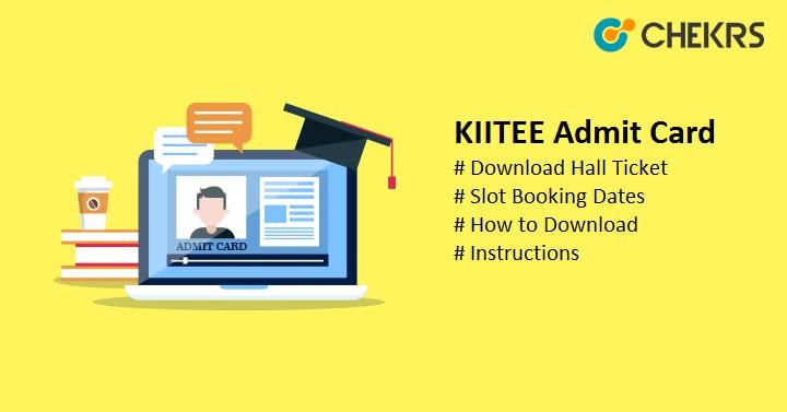 KIITEE Admit Card 2020