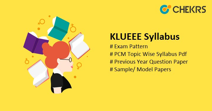 KLUEEE Syllabus Question Papers Pdf
