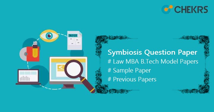 Symbiosis Question Paper Sample Model Papers