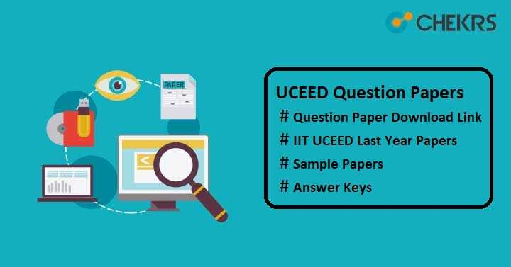 uceed question paper