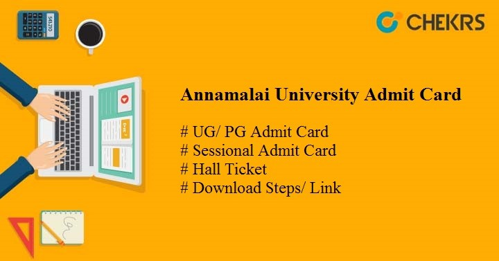 annamalai university admit card