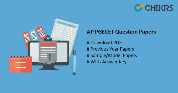 AP PGECET Question Papers