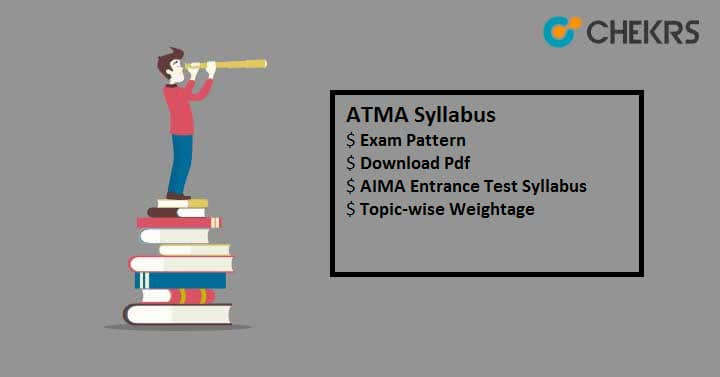 ATMA Syllabus 2019 ATMA Exam Pattern