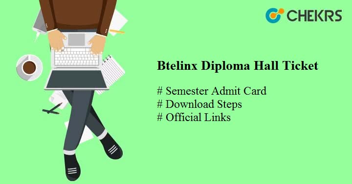 btelinx diploma hall ticket
