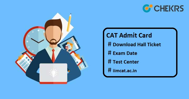 CAT Admit Card 2020