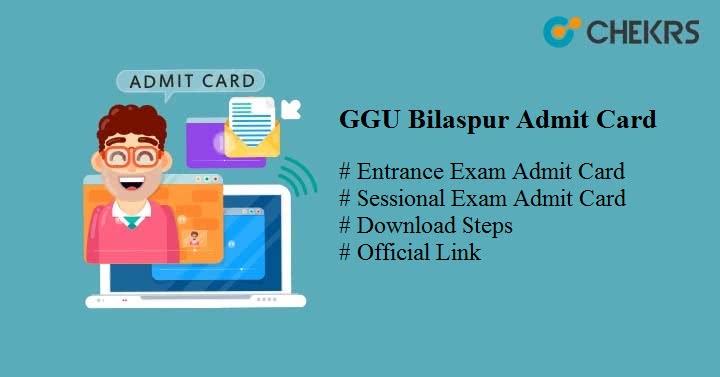 ggu bilaspur admit card