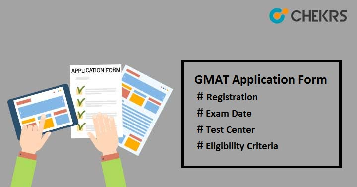 gmat application form