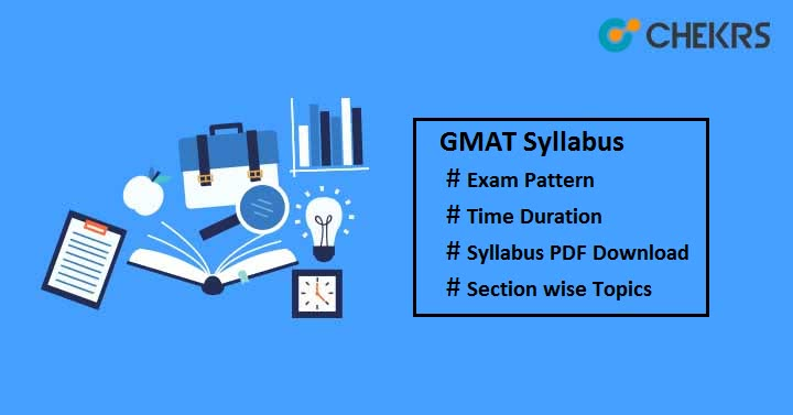 GMAT Syllabus 2019 GMAT Exam Pattern GMAT 2019 Syllabus