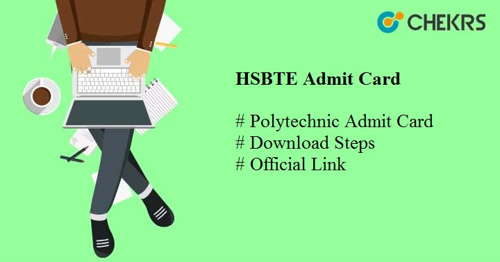 hsbte admit card