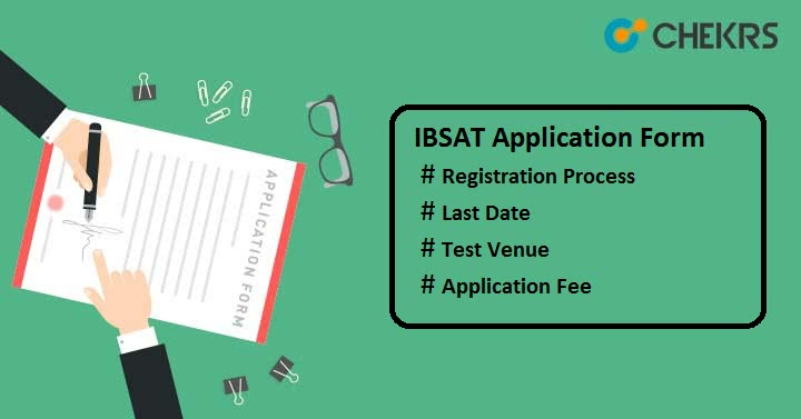 ibsat application form
