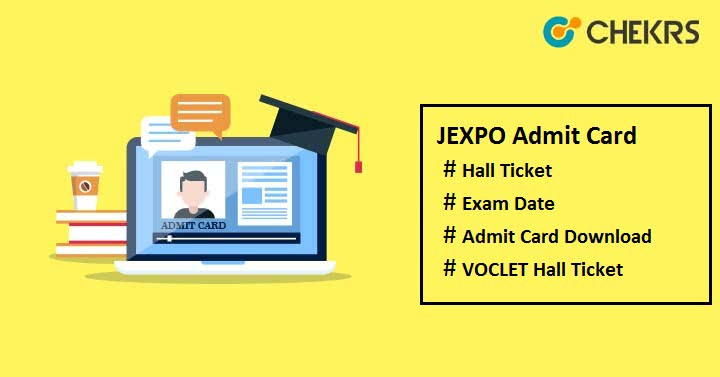 jexpo admit card 2020
