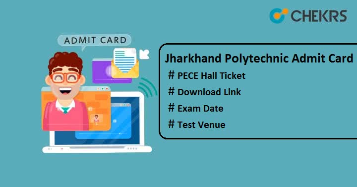 jharkhand polytechnic admit card