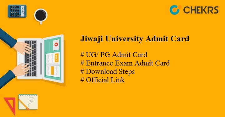 jiwaji university admit card 2018