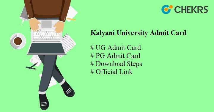 kalyani university admit card