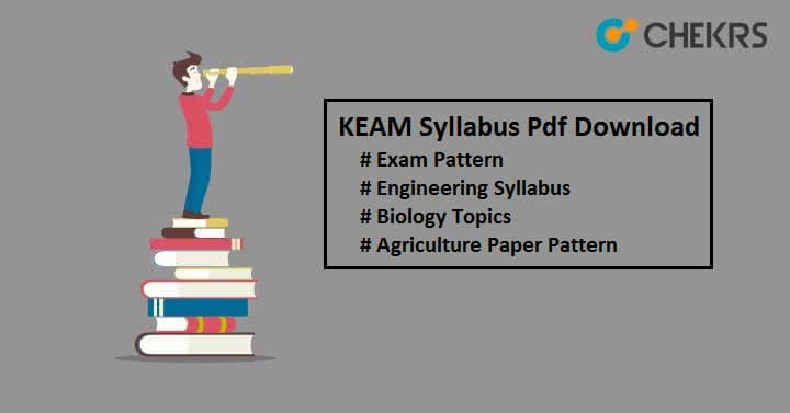 keam syllabus pdf download