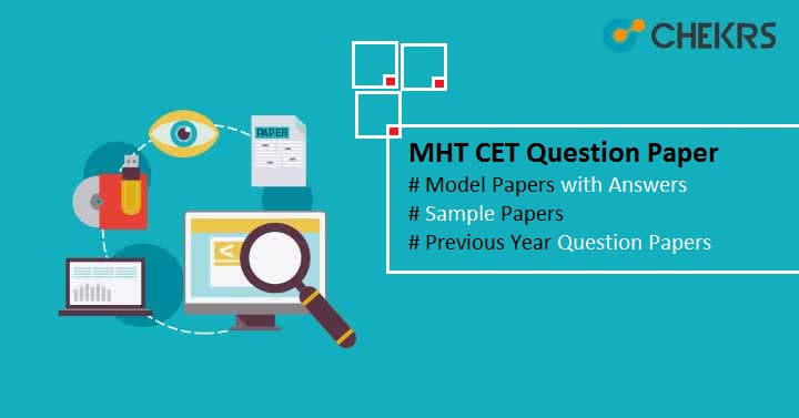 MHT CET Question Paper 2020