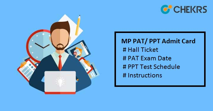 mp ppt admit card