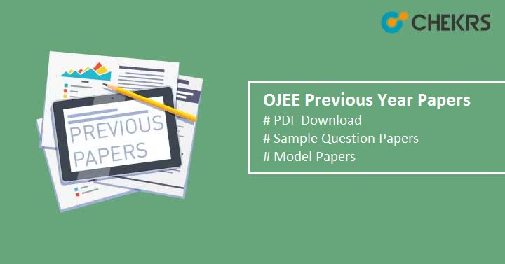OJEE Previous Year Papers
