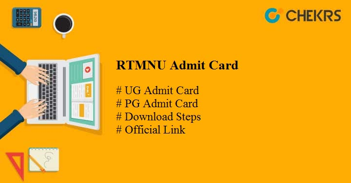 rtmnu admit card