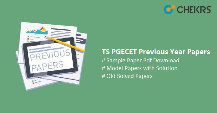 TS PGECET Previous Year Papers